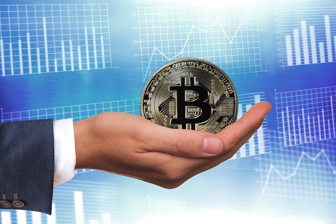 仮想通貨ビジネスのイメージ