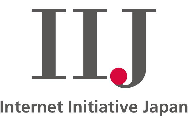IIJのロゴイメージ